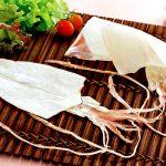 Mực khô Quảng Bình tại Hà Nội