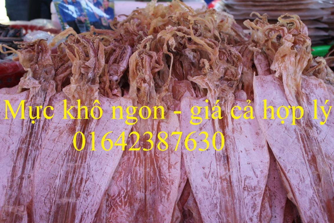Mực khô ngon tại Hà Nội